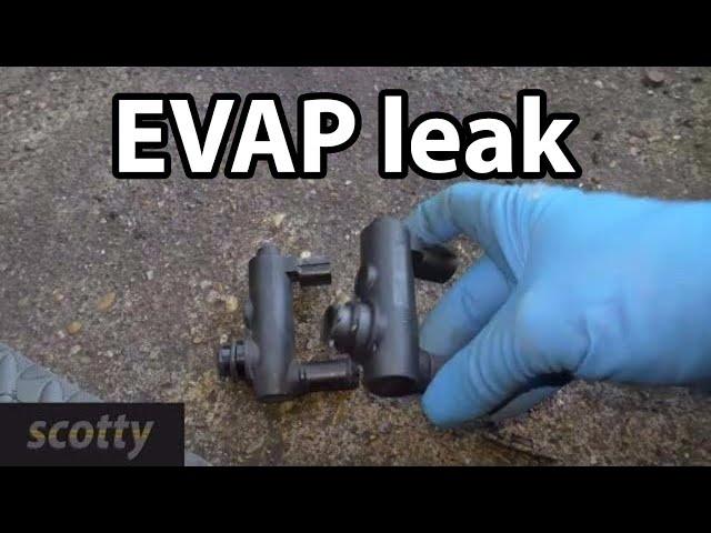 Ford Explorer P0457: EVAP System – Leak Detected