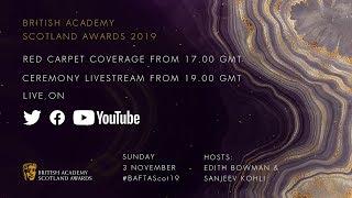 British Academy Scotland Awards 2019 | LIVE from Glasgow