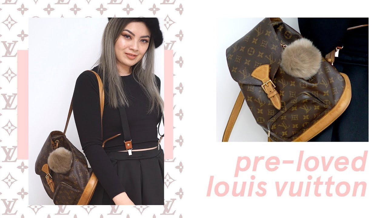 bb7ea4a22f6c Tokyo Second hand designer shops ✨ My First Pre-Loved Louis Vuitton ...