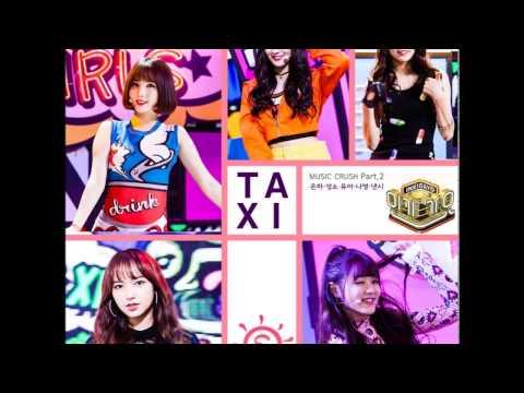 써니걸스 (Sunny Girls) - Taxi / 고음질