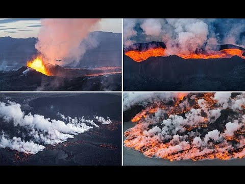 Iceland's biggest volcano is 'ready to erupt' warns expert