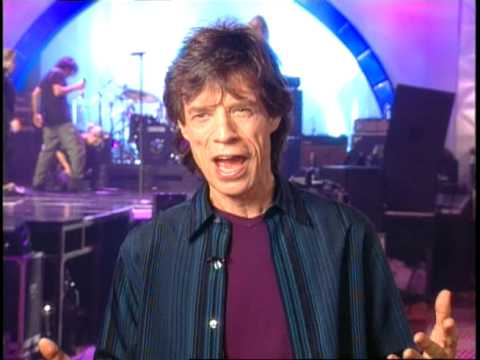 Celebrity News and Gossip - Mick Jagger Talks about the Goddess in the Doorway Party