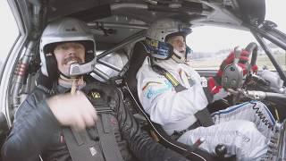 Markku Alén & Toyota Corolla WRC (Teknavi 2017)