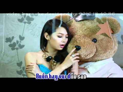CAM GIAC LAN LON - Minh Hang.avi karaoke nxp