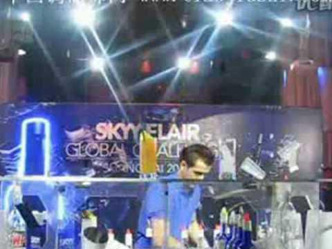 DANILO ORIBE SKYY FLAIR GLOBAL CHALLENGE SHANGHAI 2009