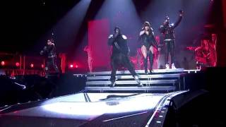 Black Eyed Peas - Boom Boom Pow (HD) LIVE SEXY FERGIE - STAPLES CENTER - LOS ANGELES