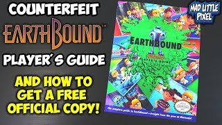 FAKE Earthbound Player's Guide Review & How To Get A Free Official Copy!
