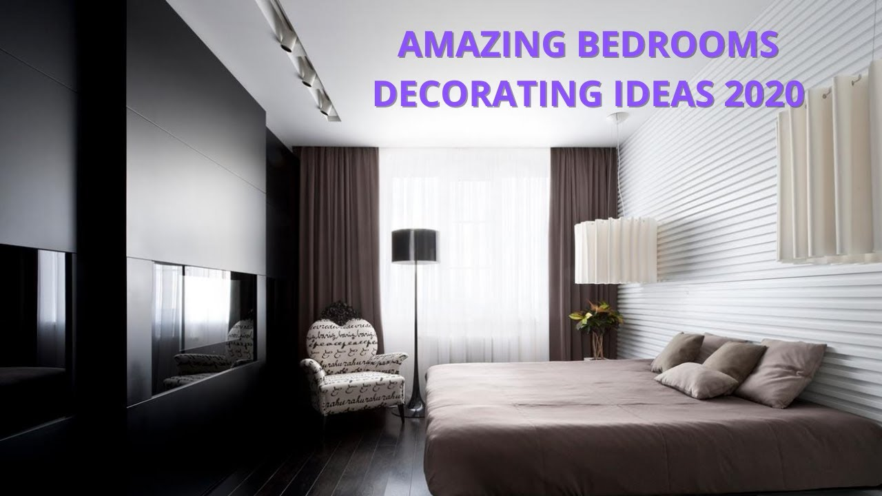 Best Bedroom Decorating Ideas 2020 Bedroom Decorations Bedroom Design Youtube