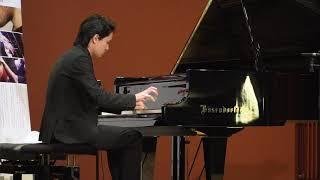 J. Brahms: Auszüge aus den Variationen über ein Thema von Paganini, op. 35 | Ron Maxim Huang