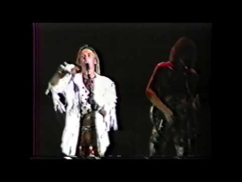 Nasty - 8/22/1987 - Omaha Civic Auditorium - Music Hall
