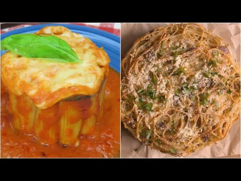 Pasta recipes for a special dinner