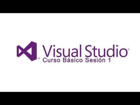 Curso Visual Studio - Básico Sesión 01/3