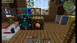 Minecraft FTB - Ep 19 - Stacked Multi Farms, Biomass, and Biomass