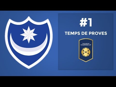 #1 TEMPS DE PROVES | PORTSMOUTH - CARRERA | MANUAL - LLEGENDA -CATALÀ