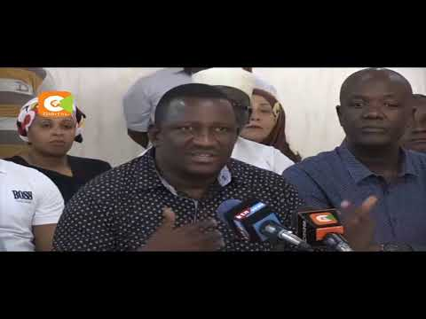 Coast Jubilee leaders condemn secession calls