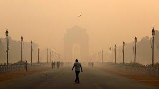 De ce aerul din Delhi (India) este MORTAL