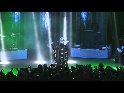 Ghost en Chile 2014 - Infestissumam & Per Aspera Ad Inferi - Teatro Caupolicán, Santiago