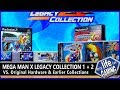 Download Mega Man X Legacy Collection (PS4) VS. Originals & X Anniversary Collection / MY LIFE IN GAMING