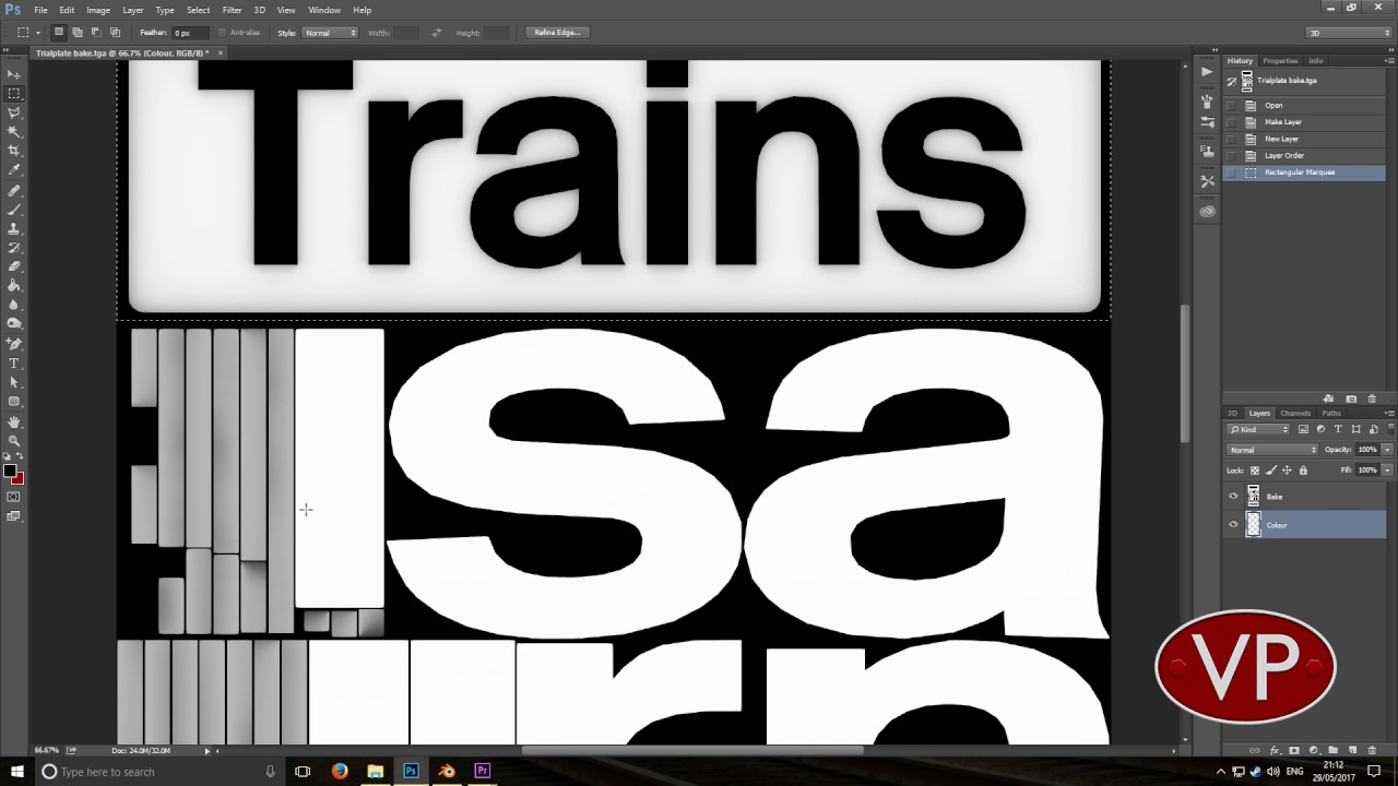 How to make a 3d nameplate for train simulator part 2 youtube how to make a 3d nameplate for train simulator part 2 malvernweather Choice Image