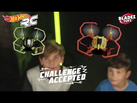 Hot Wheels RC Drone Racerz from Bladez Toyz