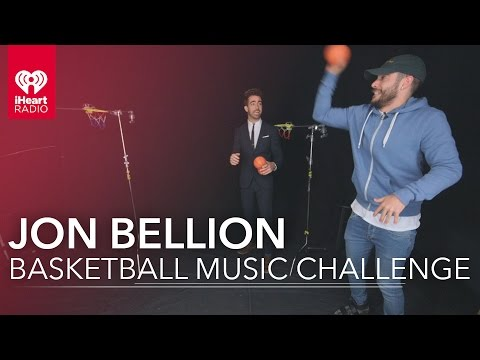 Jon Bellion Freestyles And Plays Basketball  // Exclusive Interview