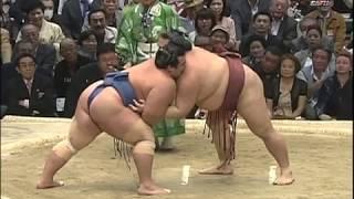 Мартовский турнир по Сумо 2013, 13-15 дни Хару Басё Осака  Haru Basho Osaka