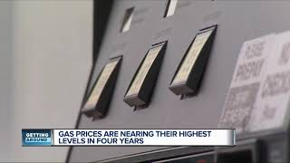 AAA Michigan: Statewide average daily gas price up 10 cents