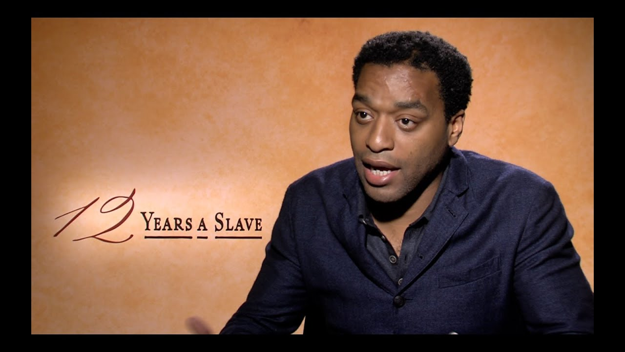 12 years a slave interviews chiwetel ejiofor and michael
