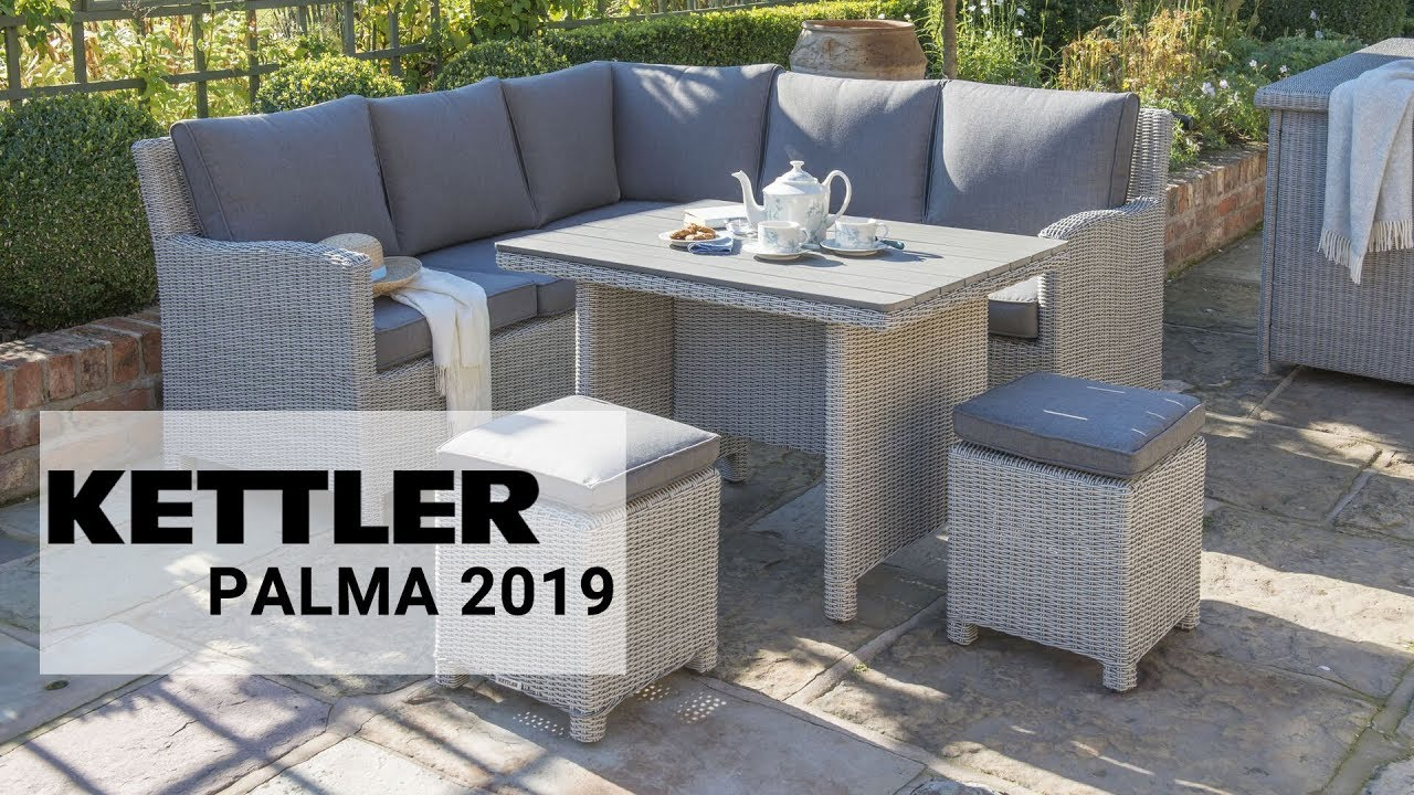 Kettler Palma - Mini Corner Garden Furniture Set - A Closer Look At