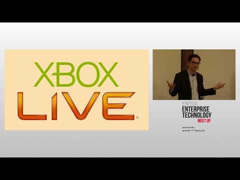April NY Enterprise Tech Meetup Xbox