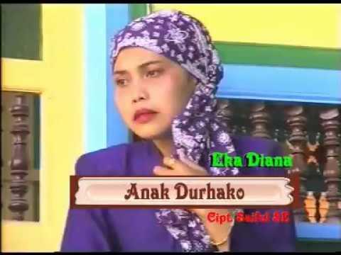 Lagu Kerinci ANAK DURHAKO voc Eka Diana