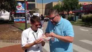 Kentucky State Fair - Hot Brown On A Stick