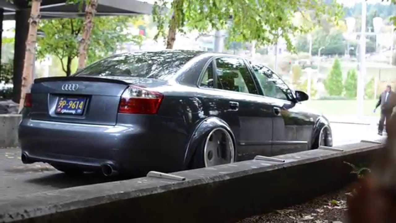 chong s widebody bagged audi a4 youtube rh youtube com Audi A4 Owner's Manual Audi A4 Owner's Manual