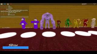 TINKY WINKY (CUBE) Slendytubbies VS. ROBLOX