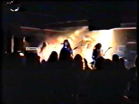 SACRAMENTUM   in Rotterdam, Holland 1996 FULL SET