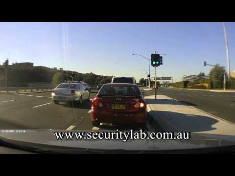 Master Dash Camera Security cam Full HD 1080P Sydney Australia