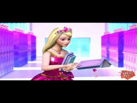 2011 barbie escuela de princesas tr iler esp latino - Desanime de barbie princesse ...