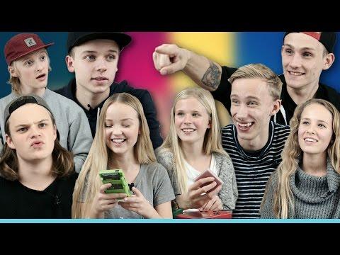 Danske YouTubere reagerer på Gameboy!