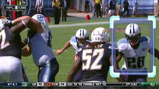 Chargers vs Titans 2013 Week 3