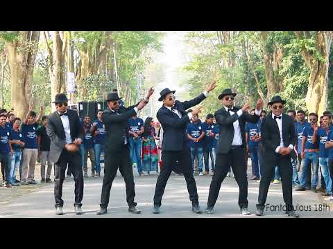 Rajshahi University Official Flash Mob of Rag Marketing 18th