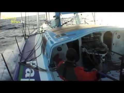 Barcelona World Race 2007/2008 - Episode 2