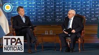 Mauricio Macri en el 164° aniversario de la Bolsa de Comercio | #TPANoticias