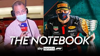Victorious Verstappen & end of F1 season review 🏁| The Notebook with Ted Kravitz | Abu Dhabi GP