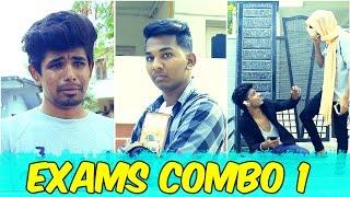 Exams Combo 1 || Hyderabadi Funny Video || Warangal Diaries