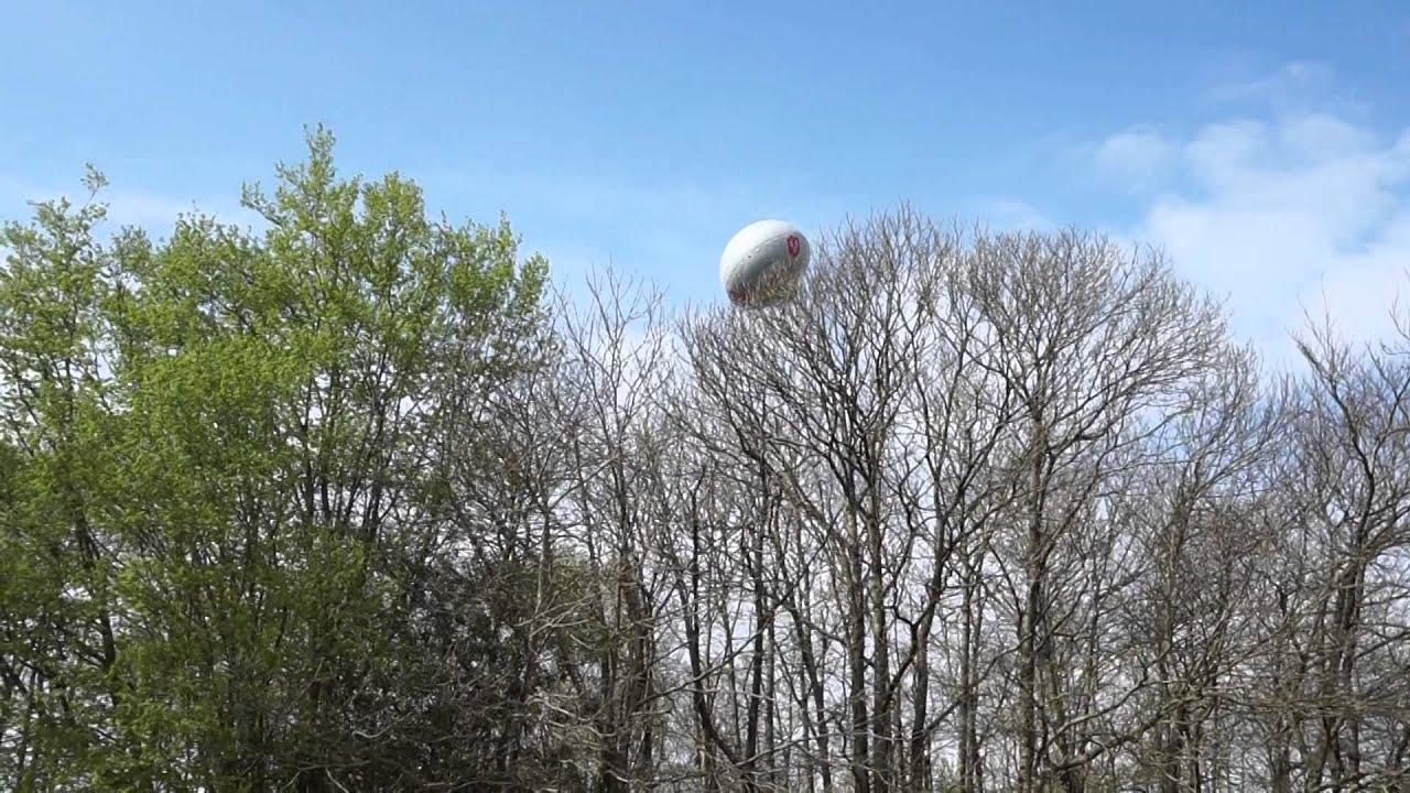 ballon dirigeable puy du fou