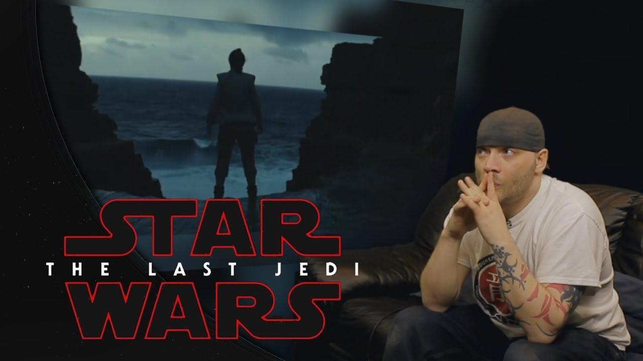 Download Star Wars: The Last Jedi Official Teaser REACTION & breakdown!