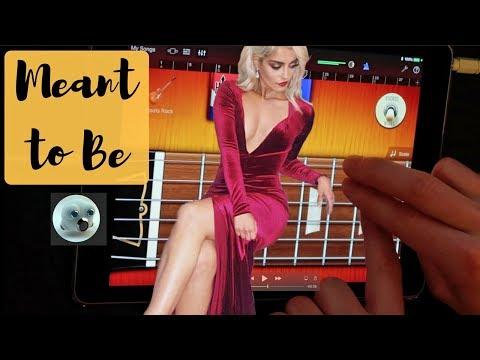 Bebe Rexha - Meant to Be feat. Florida Georgia Line (Cover using iPad GarageBand)