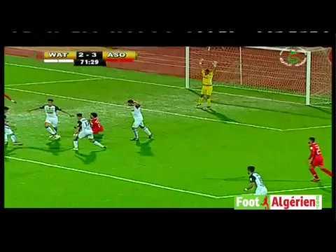 Ligue 2 Algérie (15e journée) : WA Tlemcen 2 - 3 ASO Chlef