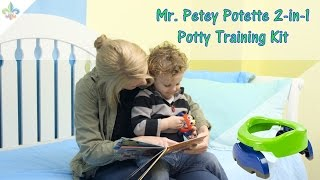 Kalencom Mr. Petey Potette Potty Training Kit
