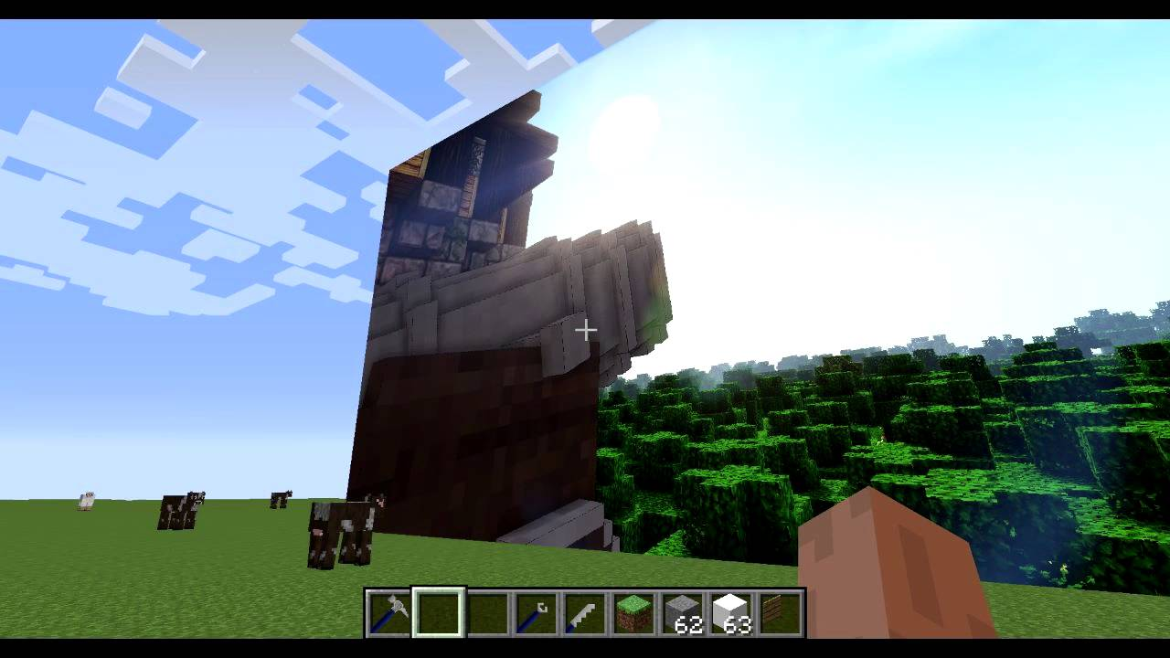 OnlinePictureFrame Preview YouTube - Minecraft hauser verschonern